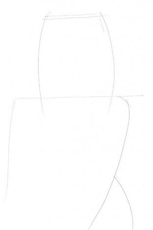 Как-нарисовать-Селену-Гомес-карандашом-поэтапно-1-313x470