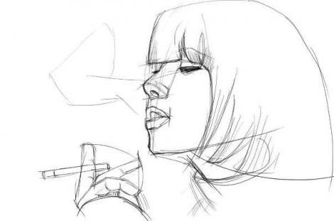 Как-нарисовать-дым-карандашом-поэтапно-3-470x311