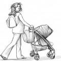 Как-нарисовать-коляску-карандашом-поэтапно-4-470x379