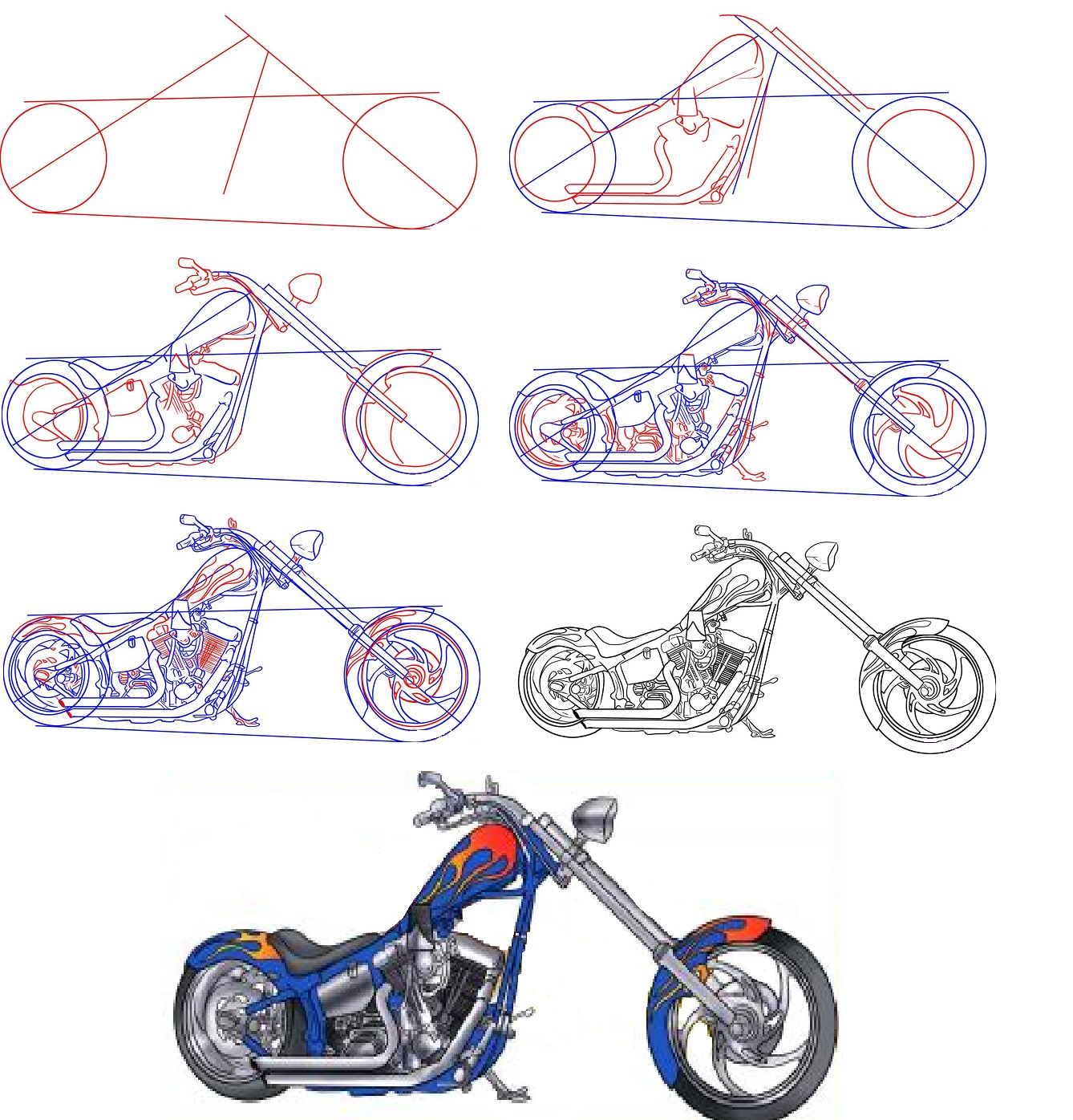 chopper-motorcycle-step-1