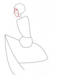 как рисовать эльфийку